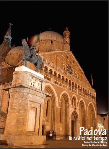 Padova, la Basilica del Santo